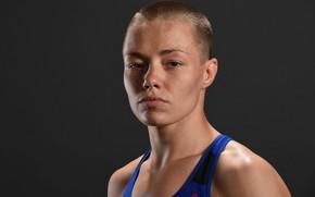 Picture UFC, Rose Namajunas, Master of mixed martial arts, champion minimum weight, Rose Namajunas