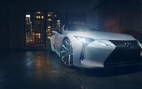 Picture Concept, Lexus, Convertible, 2019, Lexus Lc Convertible, Lexus Lc Convertible Concept 2019