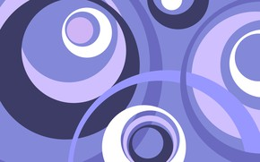 Picture abstraction, retro, geometry, Abstract, style, retro, background