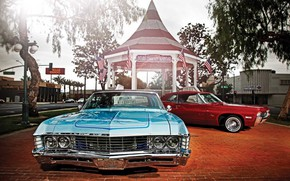 Picture Chevrolet, Cars, Old, Tuning, Custom, Caprise