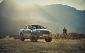 Picture Ford, SUV, Ranger