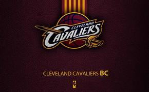 Picture wallpaper, sport, logo, basketball, NBA, Cleveland Cavaliers