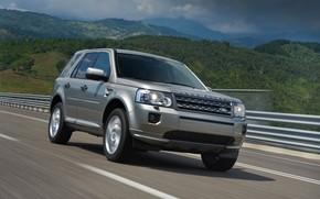 Picture track, Land Rover, 2011, crossover, Freelander, SUV, HSE, Freelander 2, LR2, TD4