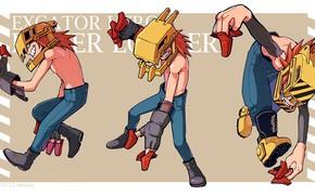 Picture technician, My Hero Academia, Boku No Hero Academy, My Hero Academy, Higari Maijima