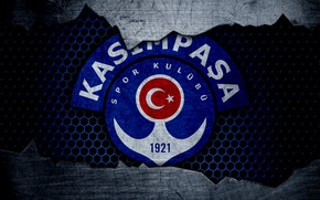 Picture wallpaper, sport, logo, football, Kasimpasa