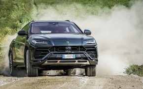 Picture Lamborghini, 2018, Urus, Off-Road Package