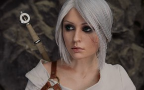 Picture Portrait, cosplay, cosplay, Character, The Witcher 3: Wild Hunt, The Witcher 3: Wild Hunt, CRIS, …