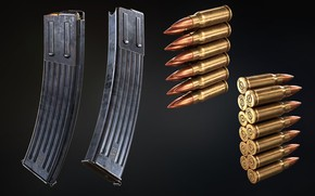 Picture Germany, Cartridges, Shop, Assault rifle, Stg.44