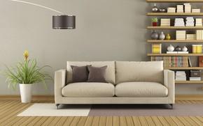 Picture style, sofa, furniture, interior, style, living room, living room, interior, sofa, modern, furniture