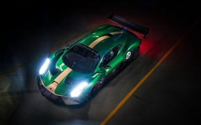 Picture supercar, the view from the top, 2019, Brabham, BT62