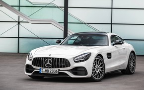 Picture Mercedes-Benz, AMG, AMG GT, 2019