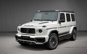 Picture Mercedes-Benz, AMG, Inferno, G-Class, Gelandewagen, Ball Wed, G63, Edition 1, 2019