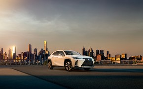 Picture the city, Lexus, SUV, LEXUS, 2019, LEXUS UX