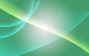 Wallpaper rays, line, the volume