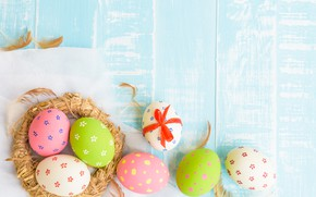 Picture eggs, Easter, spring, Easter, eggs, decoration, pastel colors