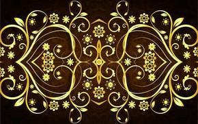 Picture background, pattern, a remake, xellena