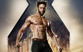 Picture Hugh Jackman, wounds, X-Men, X-Men Origins: Wolverine, Wolverine