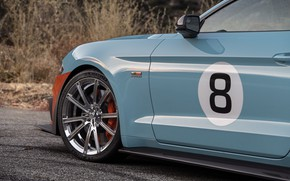 Picture Mustang, Ford, wheel, Roush, 2019, Performance Stage 3
