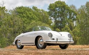 Picture Porsche, classic, 1954, 356, vag, Porsche 356