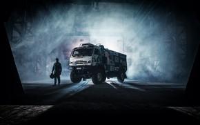 Picture Sport, Machine, Truck, Race, Master, Russia, Kamaz, Rally, Dakar, KAMAZ-master, Dakar, KAMAZ, Best, RedBull, Master, …