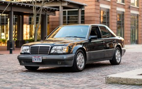 Picture E500, W124, WOLF, Mercedec - Benz