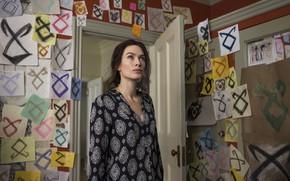 Picture look, room, signs, Lena Headey, The Mortal Instruments: City of Bones, Lina Hidi, The mortal …