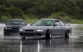 Picture Japan, Silvia, Nissan, Drift, Coupe, S14
