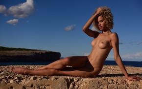 Wallpaper sexy, beauty, naked, Taynara Wolf