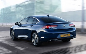 Picture Insignia, Opel, sedan, Vauxhall, ass, 2020, Insignia Grand Sport