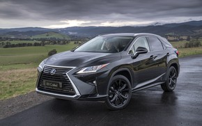 Picture Lexus, RX 350, 2019, Crafted