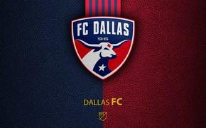 Picture wallpaper, sport, logo, football, Dallas, MLS