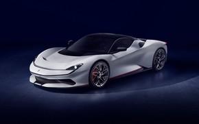 Picture supercar, hypercar, Pininfarina, 2019, The baptist