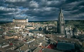 Picture the city, architecture, Toledo