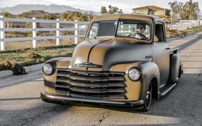 Picture Chevrolet, Truck, Custom, 3100