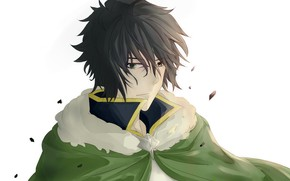 Picture look, guy, cloak, The Rising of the Shield Hero