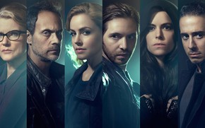 Picture the series, Movies, 12 Monkeys, the main actors, 12 monkeys
