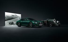 Picture machine, Bentley, Continental GT, generation, Blower, Mulliner, Number 9 Edition