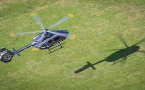 Picture Helicopter, Shadow, Eurocopter, EC 145, Eurocopter EC 145