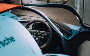Picture Car, Racing, Legend, Interior, Porsche 917K