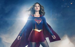 Picture girl, the series, Melissa Benoist, Supergirl