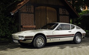 Picture coupe, Volkswagen, side, 1972, SP2