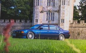 Picture BMW, 7-Series, ALPINA, E38