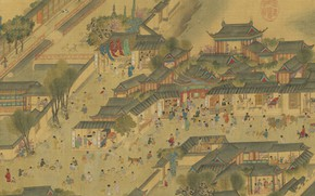Picture Chinese paintings, Painting, Art