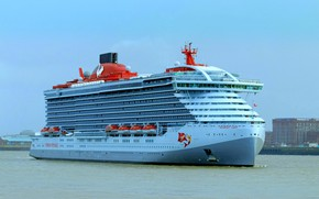 Picture ship, liner, cruise