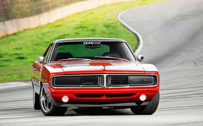 Picture Dodge Charger, Muscle car, Vehicle