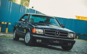 Picture Mercedes-Benz, Coupe, C126, 560SEC