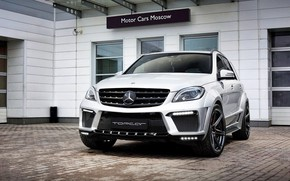 Picture Mercedes-Benz, AMG, ML63, MERCEDES-BENZ, TOPCAR, Mercedes-Benz INFERNO