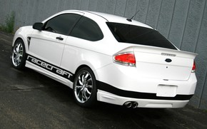Picture Concept, Ford, 2008, Saleen, Focus, RC2, Racecraft