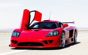 Picture 2006, supercar, Twin Turbo, Competition, Saleen S7, Selenium