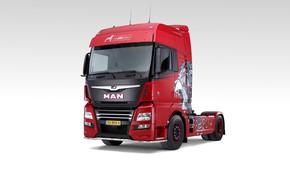 Picture tgx, man tgx, lion 500 edition, Man Trucks